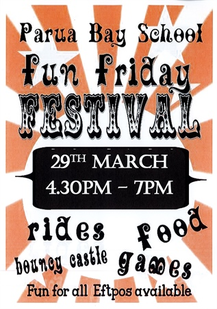 Fun Friday Festival