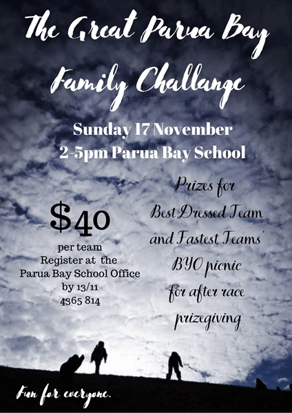 Parua Bay School Newsletter 31st October - Term 4, Week 3