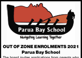 Out of Zone Enrolments 2021